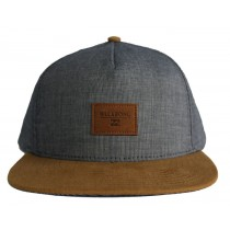 Boné Billabong Oxford Navy/Brown