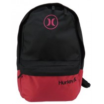 Mochila Hurley Keeper Red/Black