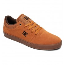 Tênis DC Shoes Crisis LA Wheat